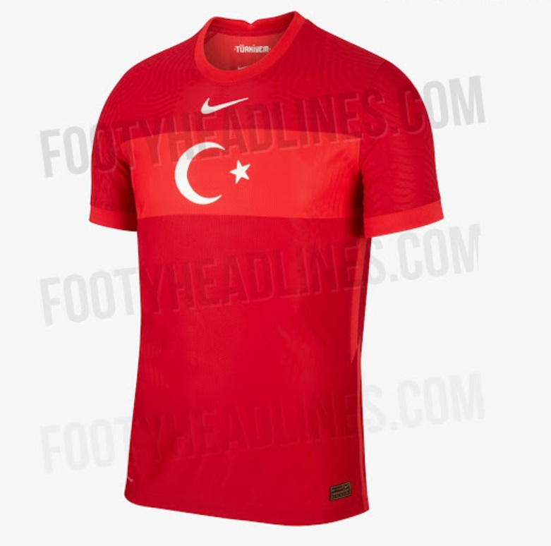 Turkey Euro 2020 Away Kit