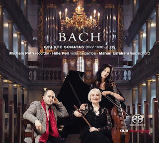 Johann Sebastian Bach - Six Flute Sonatas BWV 1030-1035