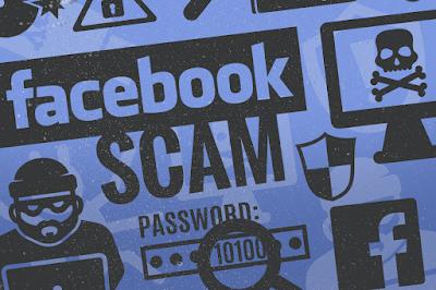 Facebook, Facebook Disadvantages, Facebook Scam