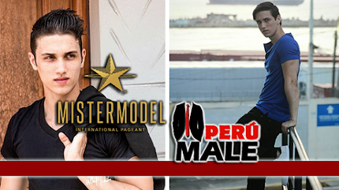 Mister Model International Dominican Republic 2017