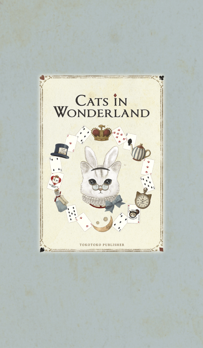 Cats in Wonderland