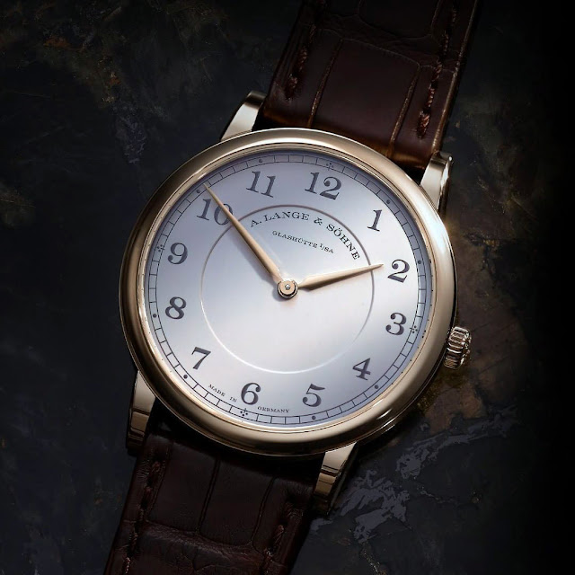 "A. Lange & Söhne 1815 Thin Honeygold ""Homage to F. A. Lange"" Ref. 239.050"