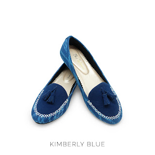 KIMBERLY BLUE THE WARNA