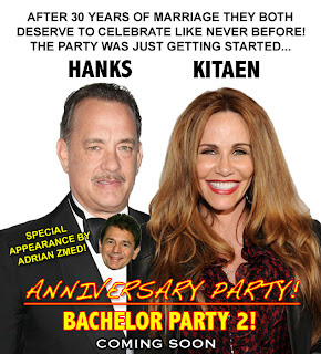 Bachelor Party comedy sequel 1984 Tom Hanks Tawny Kitaen