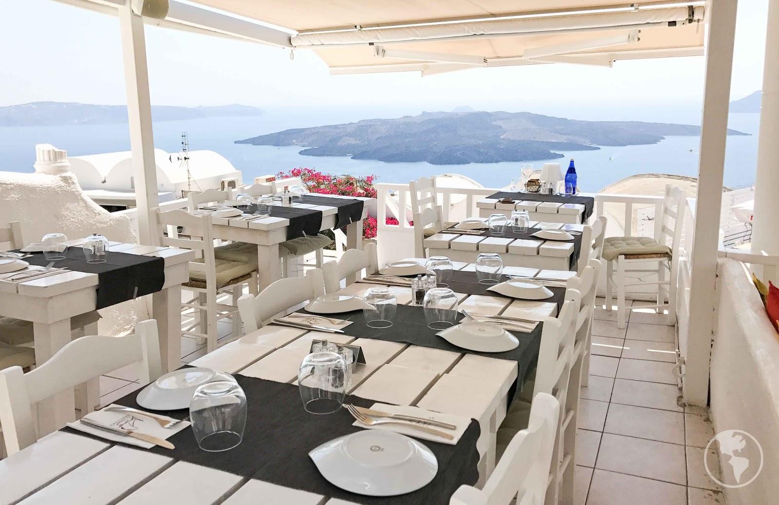 Gr cia 10 coisas para fazer em santorini - Restaurante argos ...