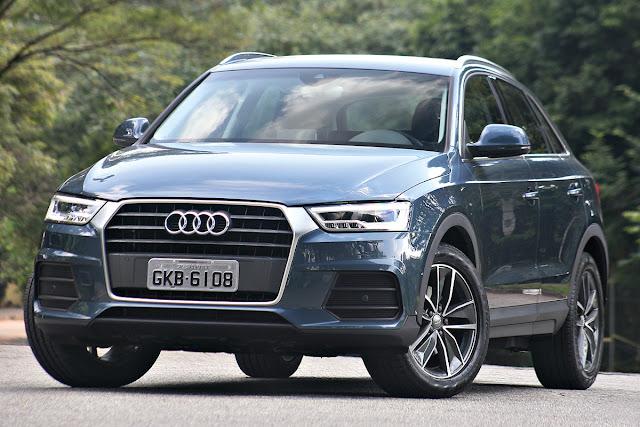 Audi mais uma vez atinge recorde de vendas nos EUA
