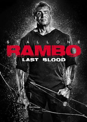 Rambo: Last Blood [2019] [DVD R1] [Latino]