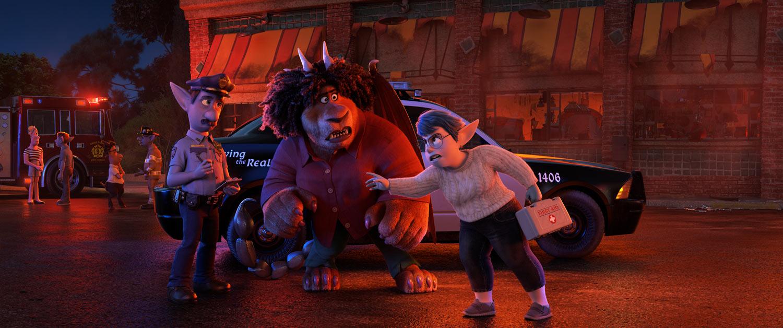 ONWARD - película de Disney y Pixar