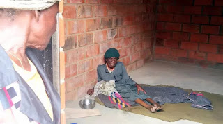100-year-old victim of Benue flood tells what she saw