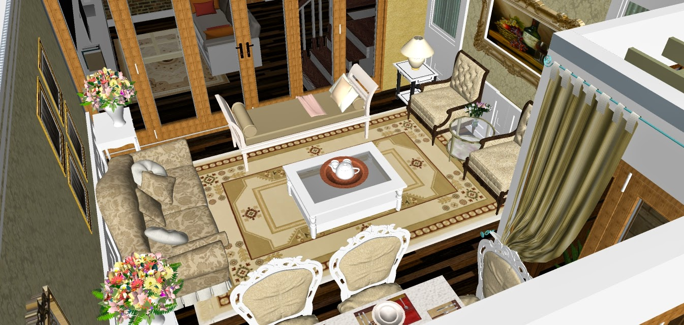 Panduan Untuk Kediaman Idaman Rekabentuk Hiasan Dalaman Rumah