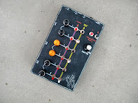 Stereo Mixer suitable for eurorack