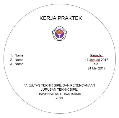 Download Format Stiker Cd Label Cd Untuk Skripsi Dan Tugas Akhir Bang Puzut