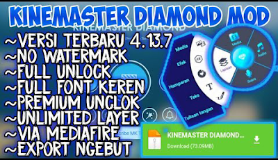 KINEMASTER DIAMOND MOD PREMIUM