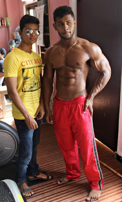 Vishal Veer - The Perfect Bodybuilder of India