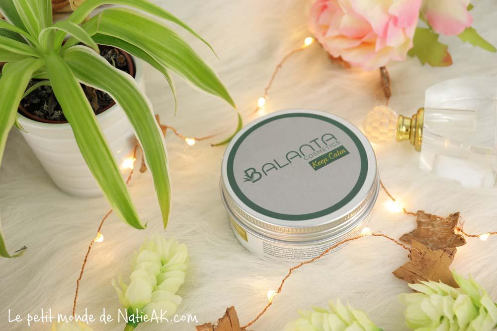 shampoing solide à l'huile de  Touloucouna  Balanta cosmetics