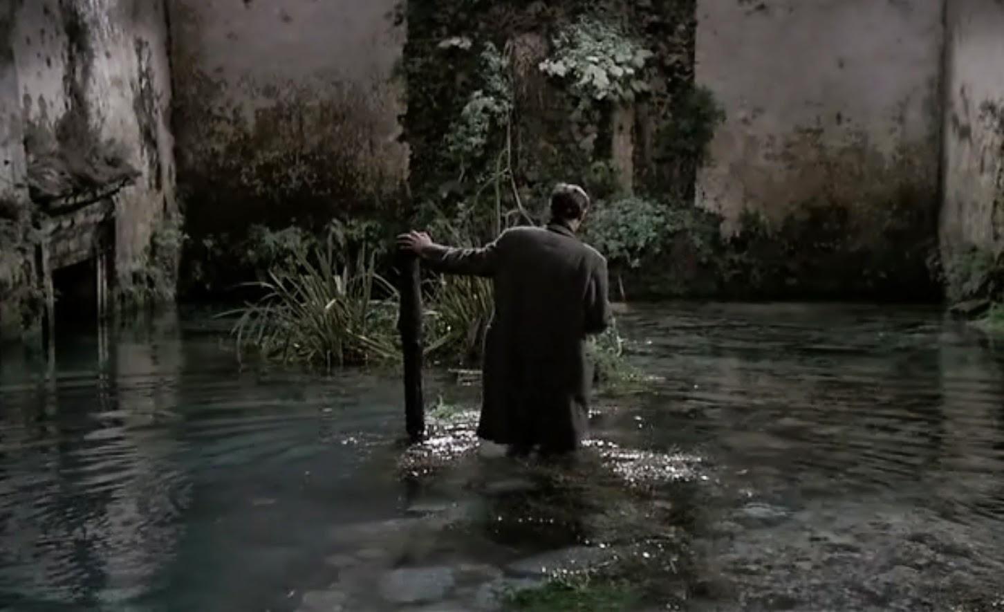 El espejo o el Daimon de Arseni y Andrei Tarkovski 2, Francisco Acuyo