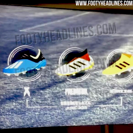 737788f9d69de3 Jetzt wurden die ersten Bilder des kompletten Adidas WM 2018 Packs geleakt. Die  Adidas WM 2018 Kollektion wird Adidas Energy Mode Pack heißen.