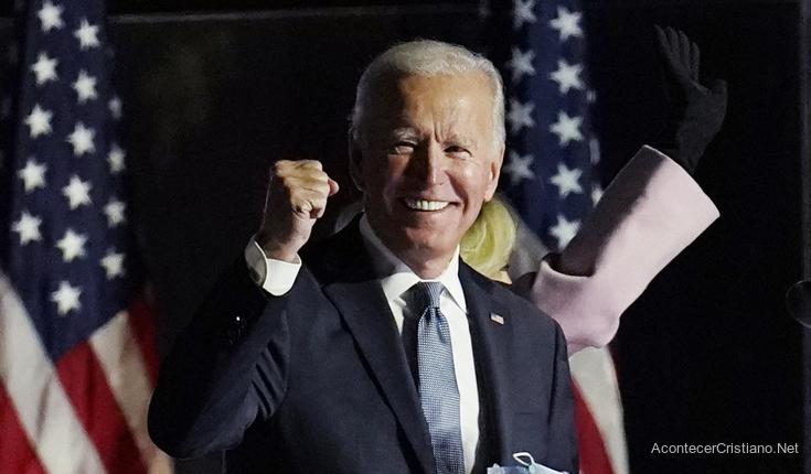 Joe Biden gana elecciones