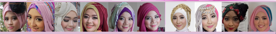 Kumpulan 10 Cara Memakai Jilbab Terupdate | cara memakai jilbab, tutorial hijab, cara memakai jilbab modern