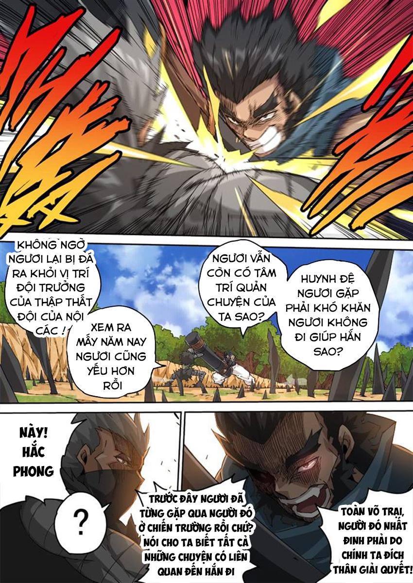 Quyền Bá Thiên Hạ chap 224 - Trang 4