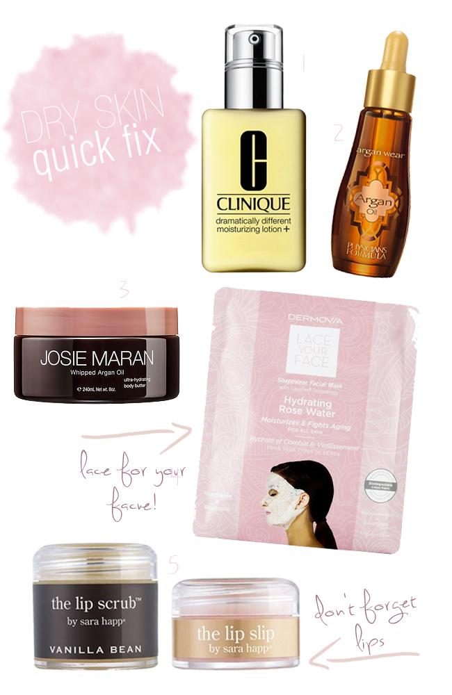 A Good Hue's top picks to repair dry, winter skin