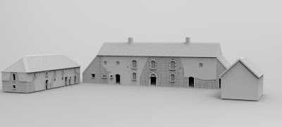 STRETCH GOAL £9500 LOCKED BONVILLE MANOR (wip PICTURES IN THE UPDATE) picture 1