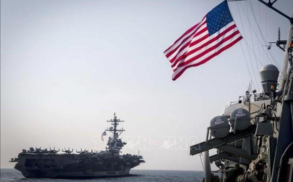 Hải quân Mỹ – Brunei diễn tập 10 ngày trên Biển Đông