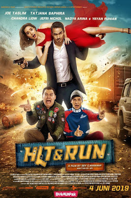 Sinopsis Film Hit & Run (2019)