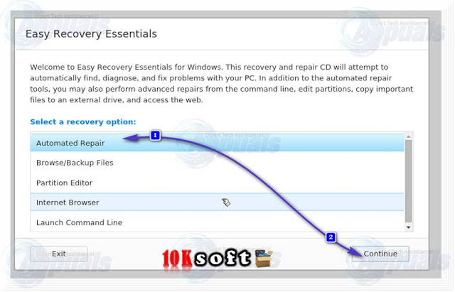 Easy Recovery Essentials Pro direct Download link