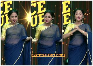 Malayalam Anchor Gopika Gopakumar Hot Navel