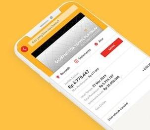 Cara mengisi saldo Ovo dengan Aplikasi Digibank