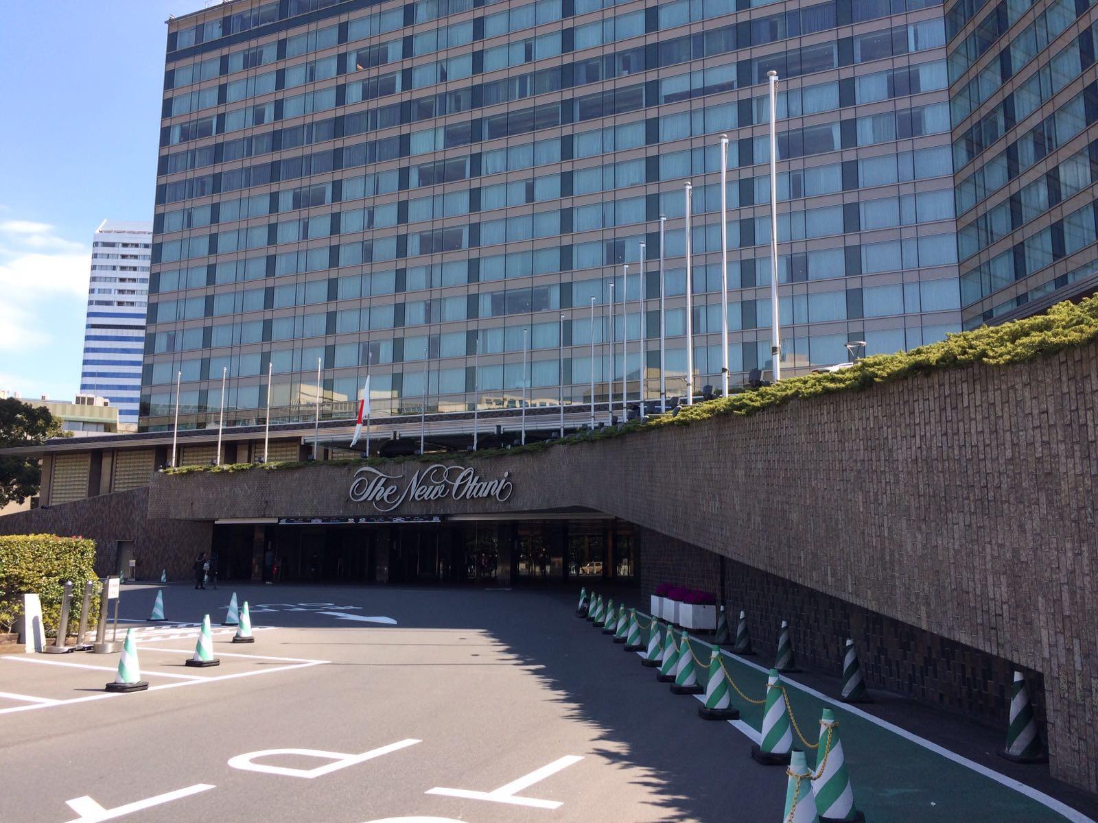 james bond locations osato 39 s hq hotel new otani tokyo. Black Bedroom Furniture Sets. Home Design Ideas