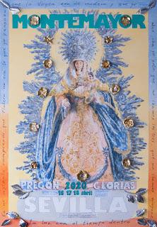Aplazado el Pregón de Gloria de Sevilla y el traslado de la Virgen de MonteMayor