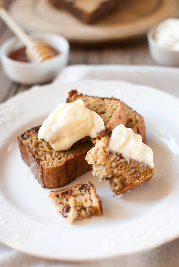 Baked Ricotta And Sultana Cake