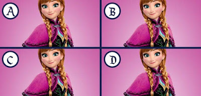 Figure: Which Anna is different from the others?