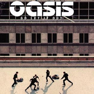 Lirik Lagu / Chords / Kunci Gitar Oasis - Go Let It Out
