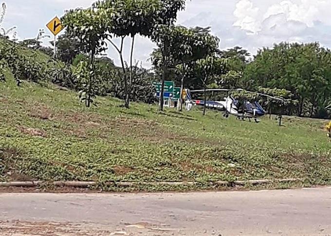"""Em Belo Oriente: Operação da Polícia Militar no trevo do distrito de Perpétuo Socorro """"Cachoeira Escura"""""""