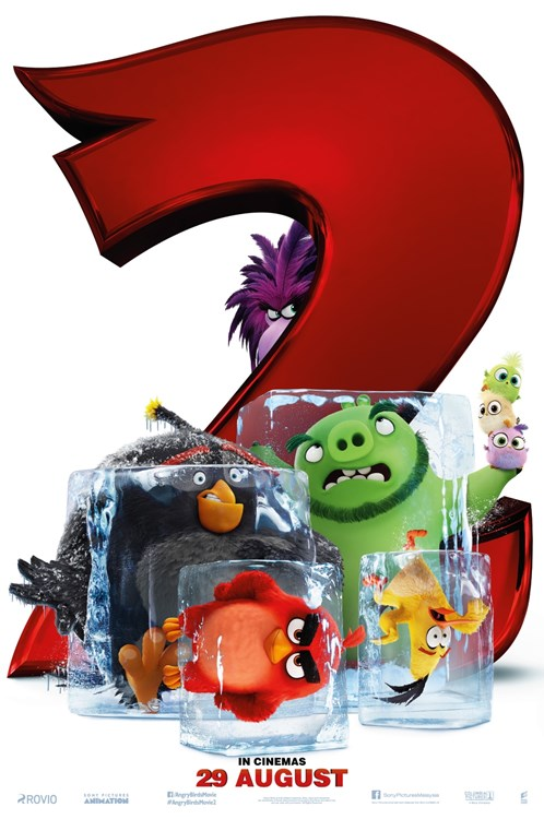 Review Filem The Angry Birds Movie 2