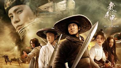 Poster de la película dirigida por Tsui Hark