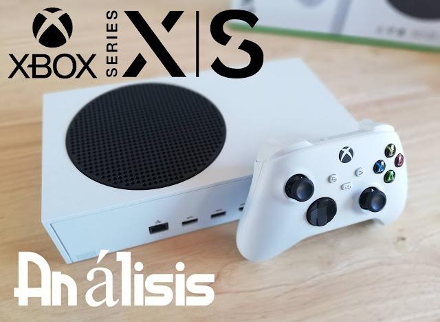 Análisis XBOX Series S