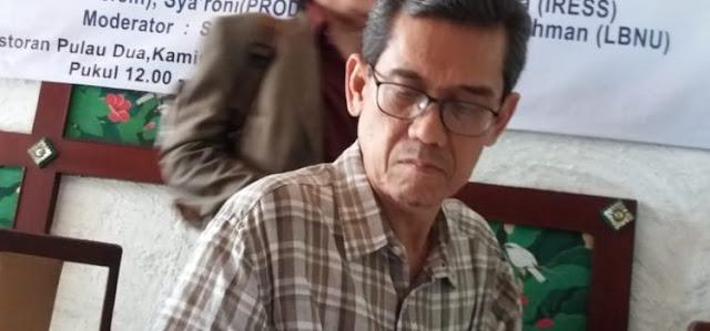 Marwan Batubara: Kemungkinan Jokowi Ditekan untuk Jadikan Ahok Bos BUMN