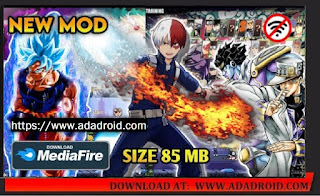 Download Naruto Senki All Anime Character No Cooldown Skill Unlimited Money 2021