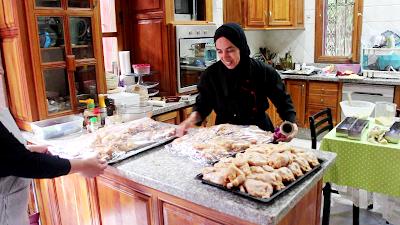 الشيف بشرى مشيت لعندها حتى لمراكش و جبت اخر ماكاين في أطباق الضيافة/ أطباق بلادي المغرب (الحلقة 141)