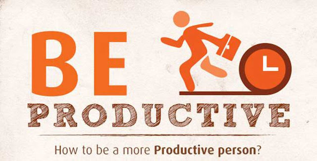 10 Really Evident Ways to Be More Productive