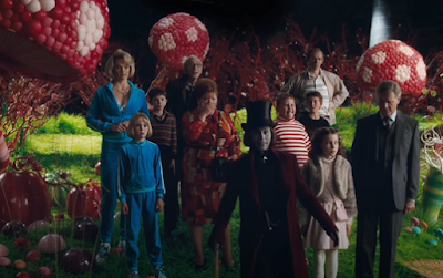 Charlie and the Chocolate factory  ompa loompa