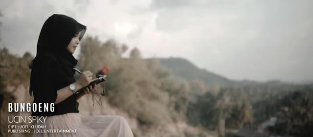 Lirik Lagu Bungoeng - Ucin Spiky feat Diva Mazeda