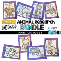https://www.teacherspayteachers.com/Product/Desert-Animal-Research-Projects-Eight-Desert-Animal-Research-Lapbooks-3125023