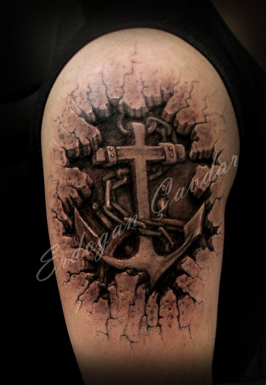 griffe tattoo tatuagens 3d muita criatividade e ousadia. Black Bedroom Furniture Sets. Home Design Ideas