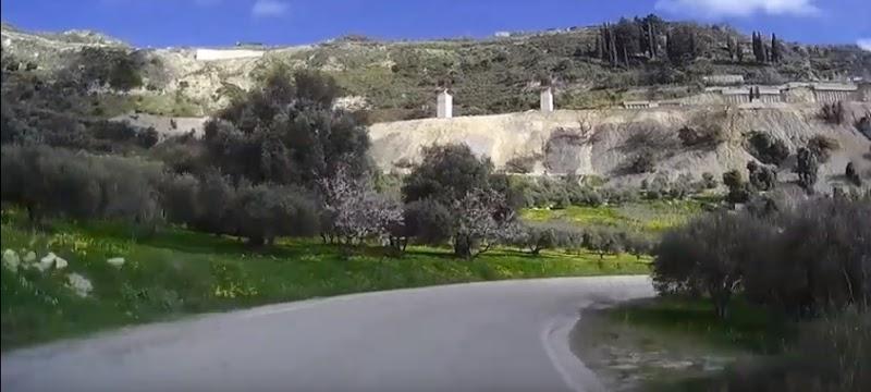 ΑΠΟ ΑΓΙΑ ΒΑΡΒΑΡΑ ΠΡΟΣ ΠΑΝΑΣΟ (ΠΡΙΝ ΓΙΝΕΙ Ο ΝΕΟΣ ΔΡΟΜΟΣ) VIDEO
