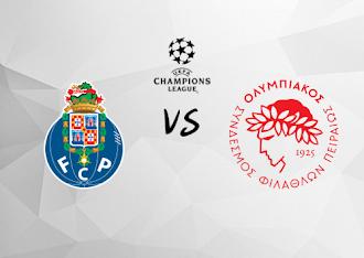 Porto vs Olympiakos Piraeus  Resumen y goles
